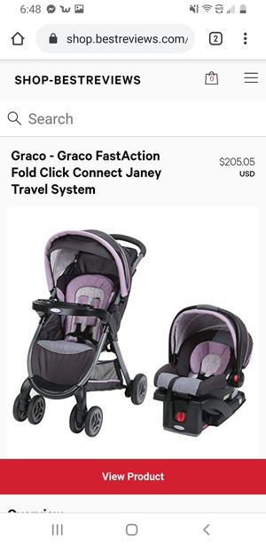 Graco travel system for Sale in Englewood, FL