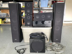 High End (But Affordable) FULL Home Theatre System for Sale in Poway, CA
