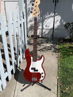 Squier P-Bass Electric Bass Guitar for Sale in La Mirada,  CA