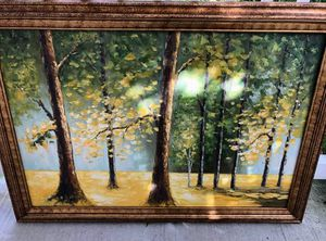 Sofa Size Oil Painting for Sale in West Seneca, NY