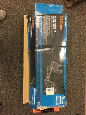 Curt - class 3 multi-fit trailer hitch for Sale in Tampa, FL