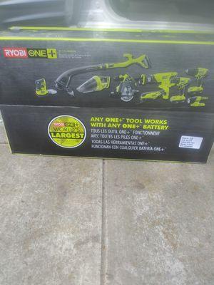 Brand new in box 18v 9 piece combo kit for Sale in Stockton, CA