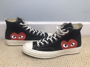 Cdg converse for Sale in San Jose, CA