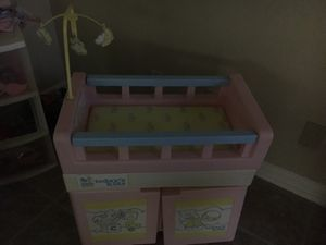 Doll Changing Table for Sale in Austin, TX