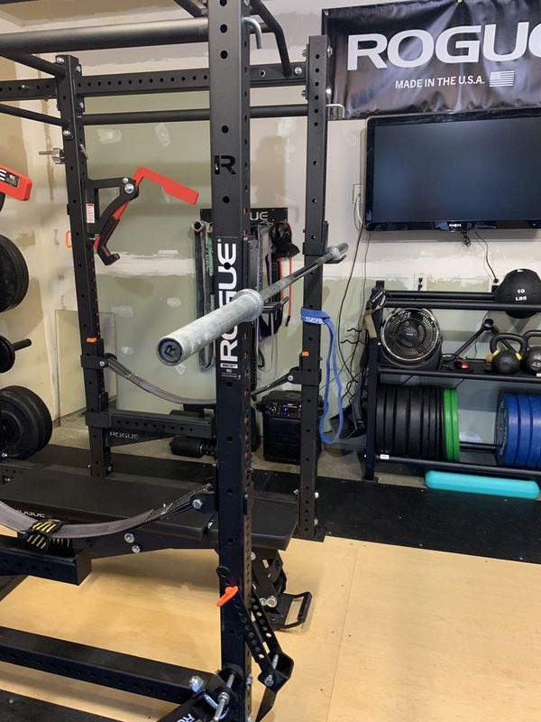 Rogue Fitness Barbell 1.0