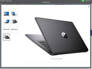Laptop,hp,stream 14 windows 10 for Sale in North Bethesda, MD