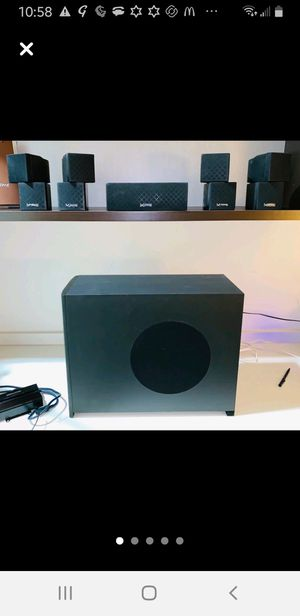 Surround Sound Speakers Home Audio for Sale in Austin, TX