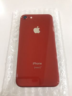 Unlocked iPhone 8 Red 64GB for Sale in Providence, RI