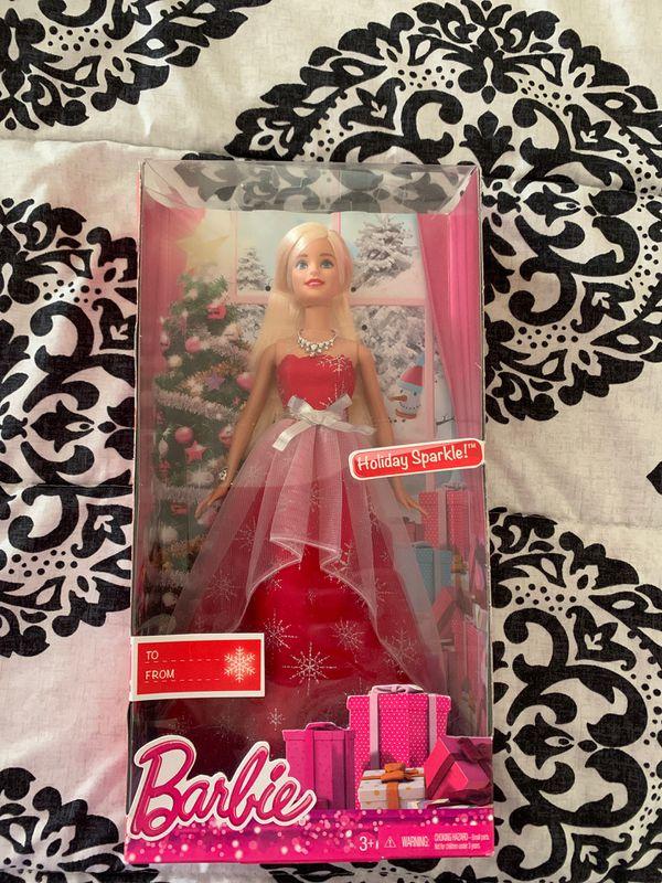 Barbie - new in box