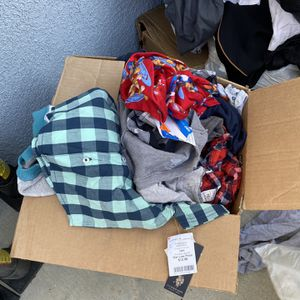 Free Boy Clothes For 1 - 2 Year Old for Sale in Moreno Valley, CA