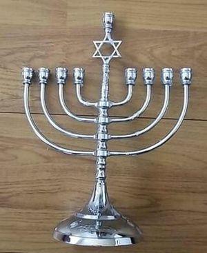 Jewish Chanukah Hanukkah Menorah for Sale in Los Angeles, CA