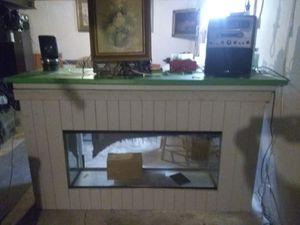 Barw/aquarium front for Sale in St. Louis, MO
