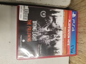 (MXP008213) Dying Light The Following Ps4 for Sale in Lakeland, FL