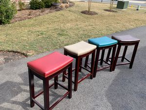 Small bar stools for Sale in Gainesville, VA