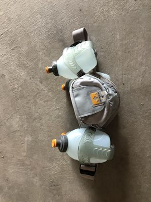 Water bottle hiking/running belt for Sale in Littleton, CO