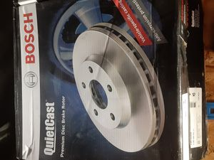 Bosch QuietCast Premium Disc Brake Rotor For 2005-2008 Ford F-150 and 2006-2008 Lincoln Mark LT; Front for Sale in Longmont, CO