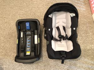 Nuna Pipa car seat excellent condition for Sale in South Miami, FL