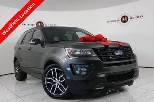 2016 Ford Explorer for Sale in WESTFIELD, IN