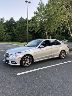 Mercedes Benz E-class , E350 73k miles for Sale in Stafford, VA