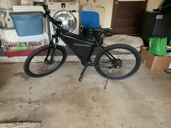 SONDORS Thin Electric Bike