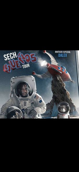 Sech Sueños Tour 2020 Last Tickets/ Ultimos Boletos for Sale in Dallas, TX