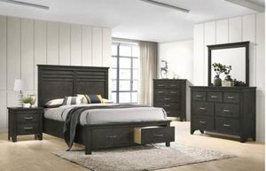 Queen bedrooms set same as a picture on sale 🎈🎈🎈🎈$799 for Sale in Fresno, CA