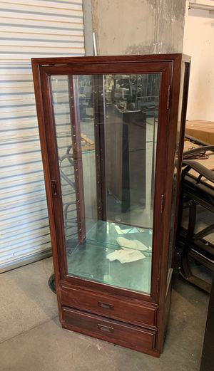 Antique China Cabinet for Sale in Lake Elsinore, CA