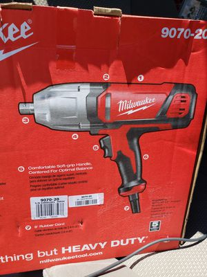 Impact drill 1/2 tool for Sale in Houston, TX