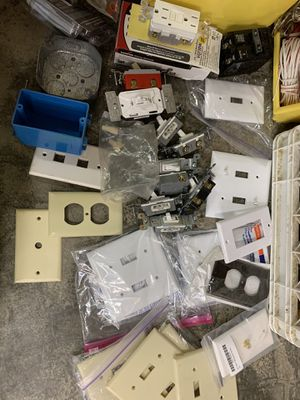 Electrical supplies garage clean out for Sale in Mill Creek, WA