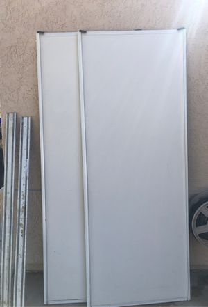 Free Closet doors for Sale in San Diego, CA