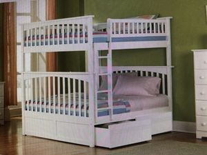 Full over full bunk bed for Sale in West Newton, PA