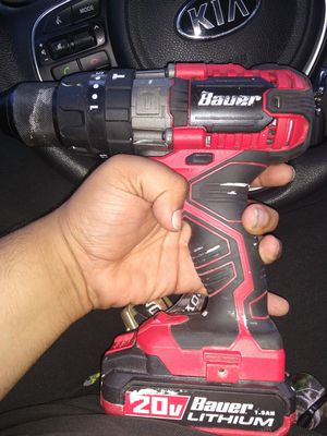 Bauer Power Drill for Sale in Pasadena, TX