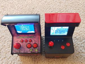 Mini Arcade Game Handheld Consoles for Sale in Woodinville, WA