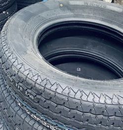 2 trailer tires Good year s3 6.00 -16 for Sale in Des Plaines,  IL