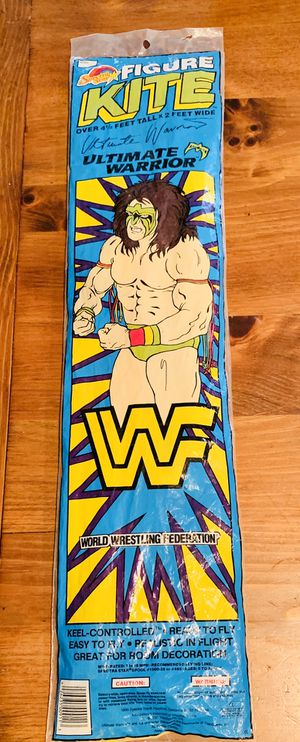 WF figure kite from the 80's for Sale in Surprise, AZ