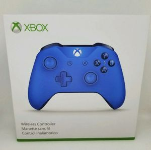 Blue Xbox One Wireless Controller for Sale in Farmville, VA