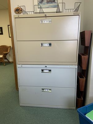 Legal/standard file cabinets for Sale in Tijeras, NM