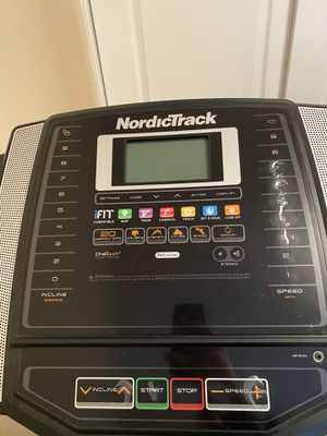 Treadmill -NordicTrack for Sale in Phoenix, AZ