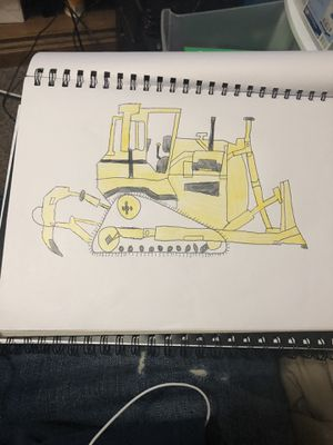 Dozer drawing for Sale in Minot, ND