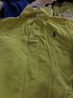 Nice yellow color baby boys 2 years shirt for Sale in Fort Washington, MD