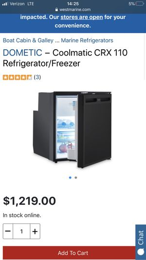 Dometic Boat / RV Refridgerator for Sale in Los Angeles, CA