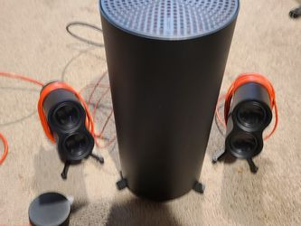 Logitech Speakers And Subwoofer for Sale in Cleveland,  OH