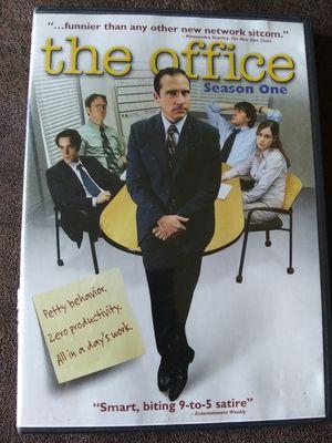 The Office Season 1 DVD set ($2) for Sale in BRECKNRDG HLS, MO