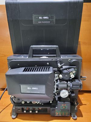 BELL & HOWELL EIKI 16mm FILMOSOUND PROJECTOR Mod. 3592 HARD TO FIND / PERFECTLY WORKING for Sale in Miami, FL