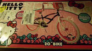 20 inch girls bike hello kitty brand new in box for Sale in Laveen Village, AZ