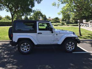 2018 jeep JK Wrangler for Sale in Manteca, CA