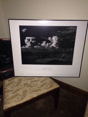 Ansel Adams photo framed for Sale in Pittsburgh, PA