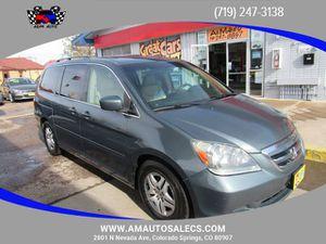 2006 Honda Odyssey for Sale in Colorado Springs, CO