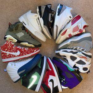 Jordan yeezys Nike Sb supreme foamposite lebron for Sale in Woodbridge, VA