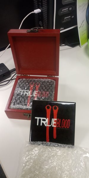 Brand New True Blood Coaster Set for Sale in Bluewell, WV